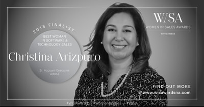 2018 finalists women in sales awards north america